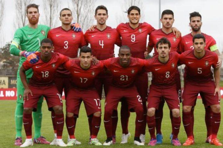 Những cầu thủ là tương lai của bóng đá Bồ Đào Nha trong tương lai gần