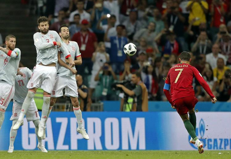 Điểm lại những bàn thắng đẹp nhất World Cup 2018