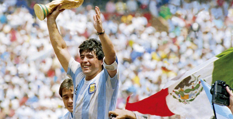 Tiểu sử Maradona và sự nghiệp thi đấu bóng đá đỉnh cao